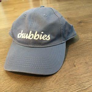 Harding-Lane for Chubbies Blue Ballcap